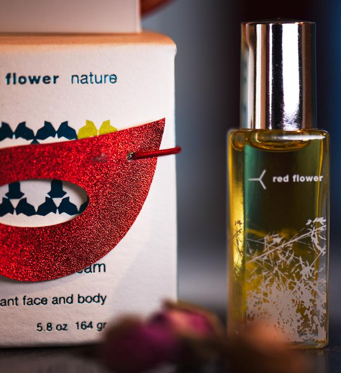 organic perfume oil roll-on